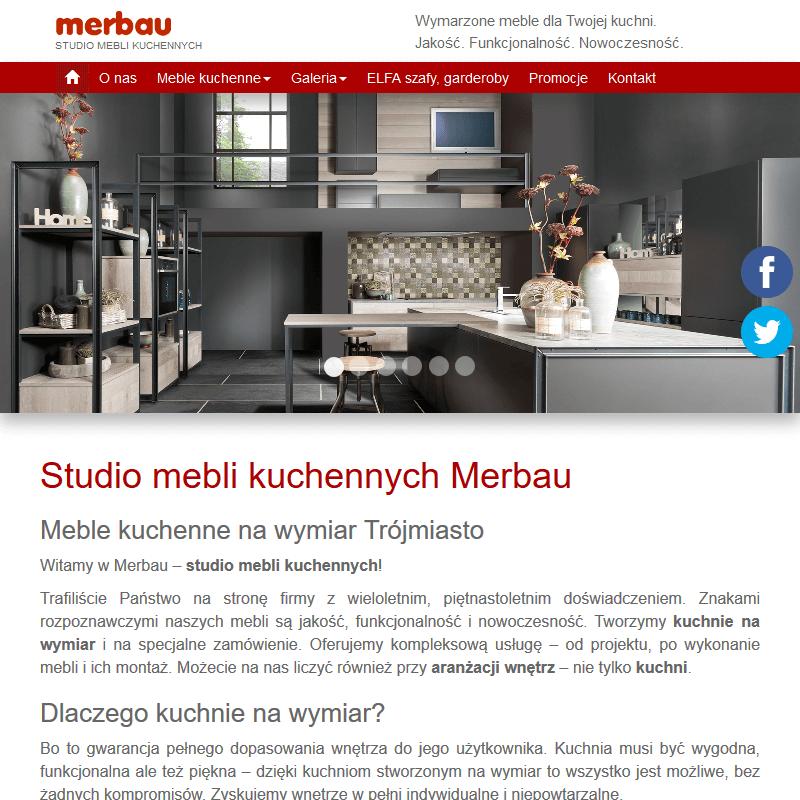 Studia mebli kuchennych w Trójmieście