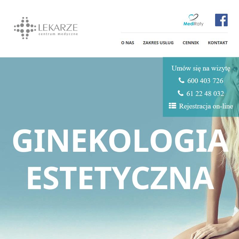 Badania prenatalne - Poznań