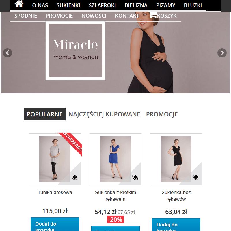 Odzież dla kobiet w ciąży