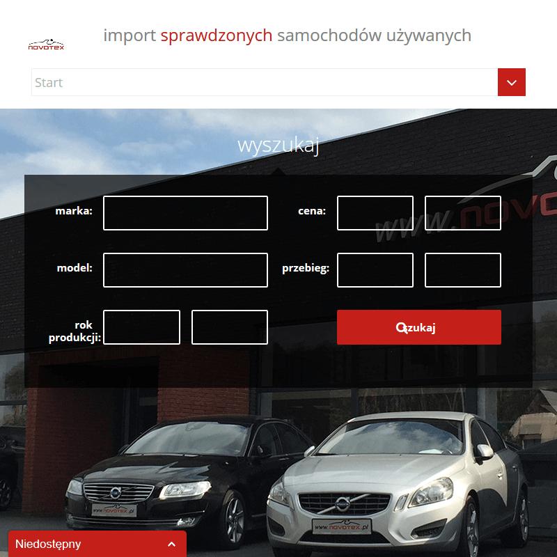 Importer samochodów używanych