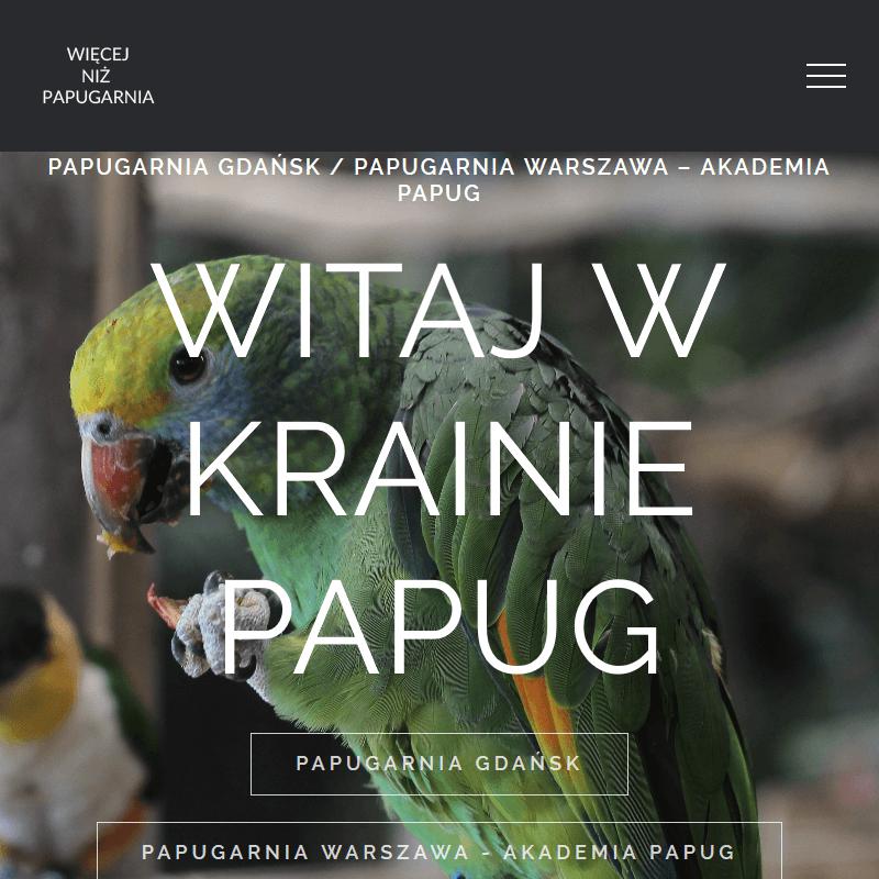 Papugarnia - Warszawa