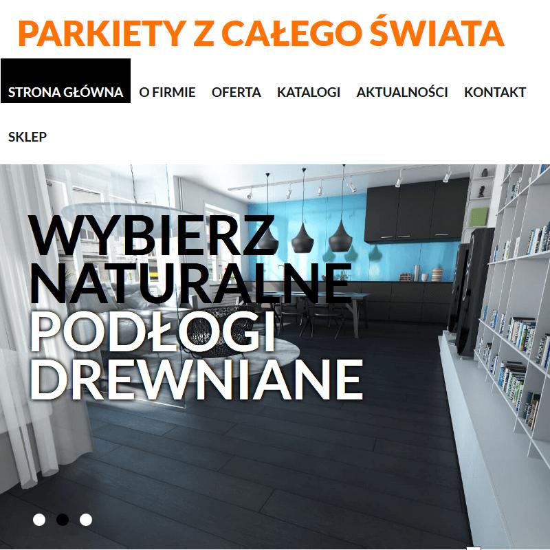 Podłoga dębowa - Katowice