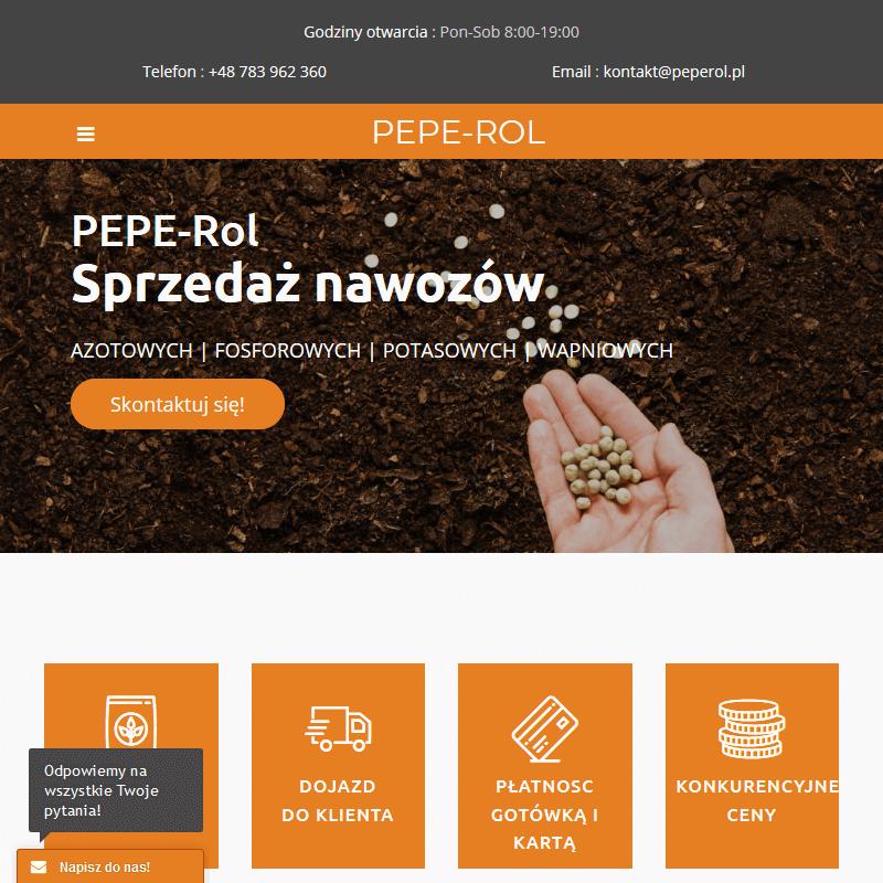 Nawozy azotowe i fosforowe - Lublin