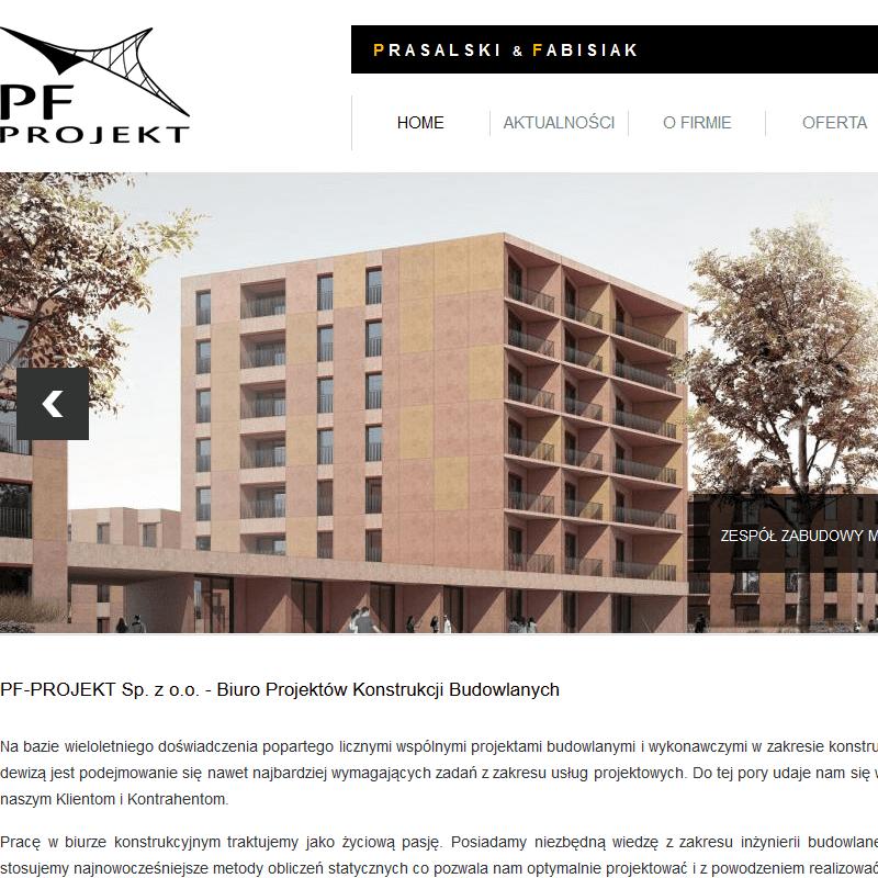 Biuro konstrukcyjne Warszawa