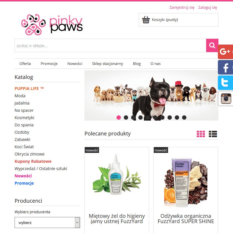 Ekskluzywne ubranka dla psów