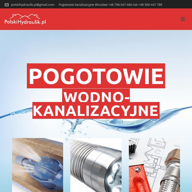 Czyszczenie kanalizacji - Wrocław