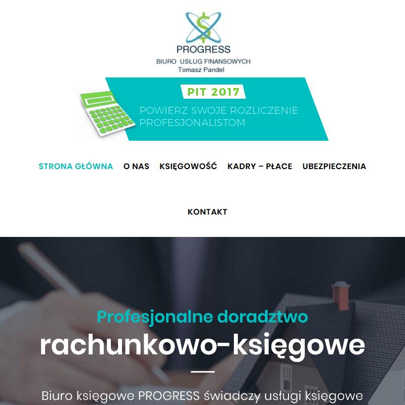 Biuro usług finansowych - Olkusz