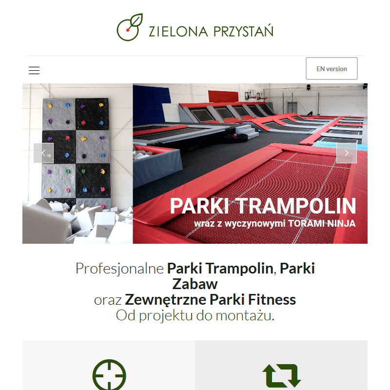 Producent trampolin w Polsce