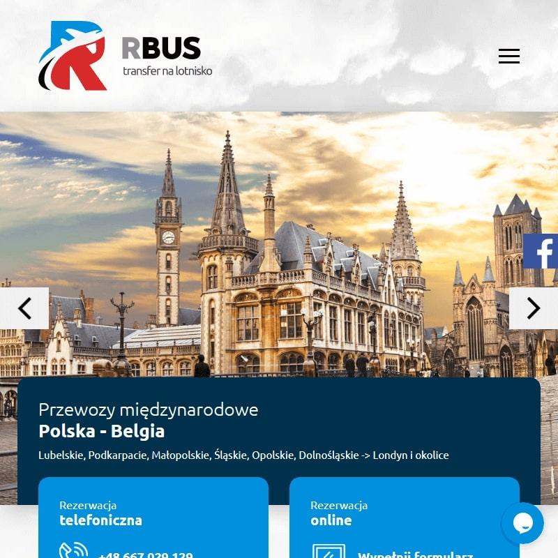 Bus z Anglii do Polski