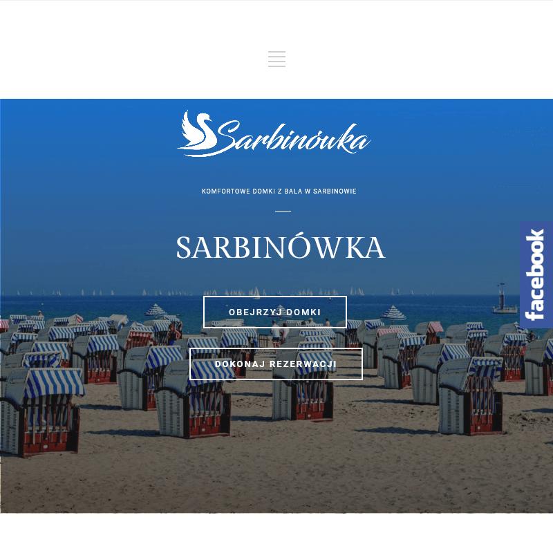 Domki blisko morza - Sarbinowo