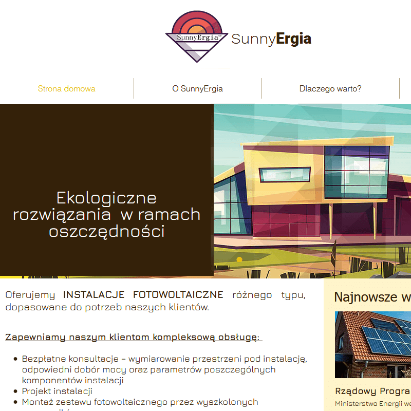 Instalacja tanich kolektorów słonecznych