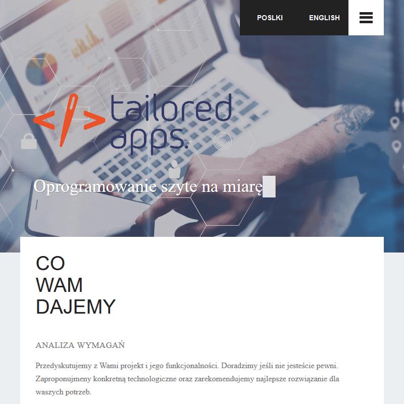 Aplikacje dedykowane dla firm