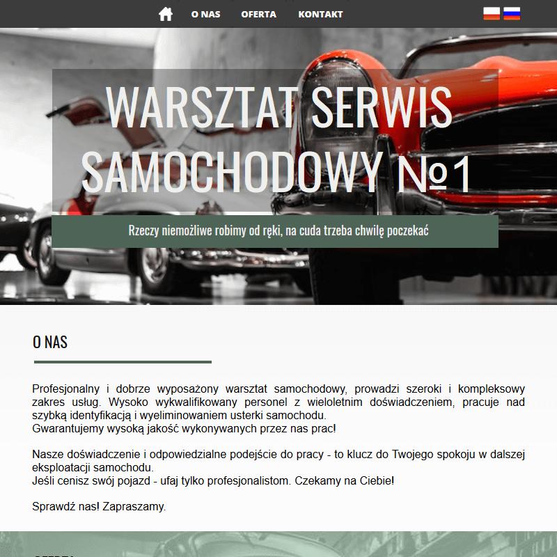 Elektromechanik samochodowy - Warszawa