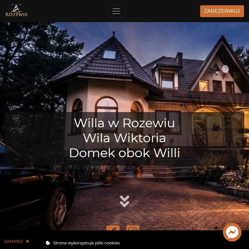 Willa w Rozewiu