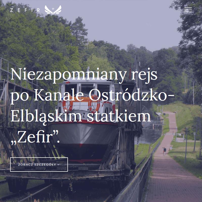 Wycieczka Kanałem Ostródzko-Elbląskim