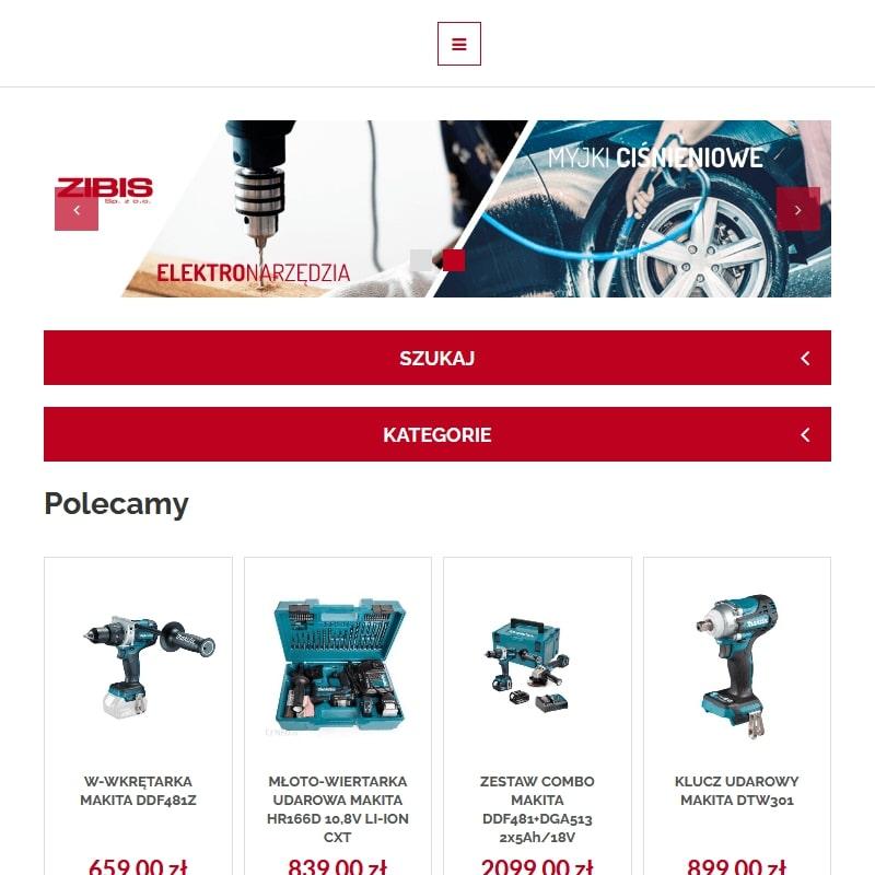 Spawarki inwerterowe i silniki Honda GX 390